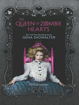 Read Books The Queen of Zombie Hearts (White Rabbit Chronicles, #3) Online