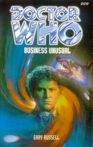 Read Books Doctor Who: Business Unusual Online