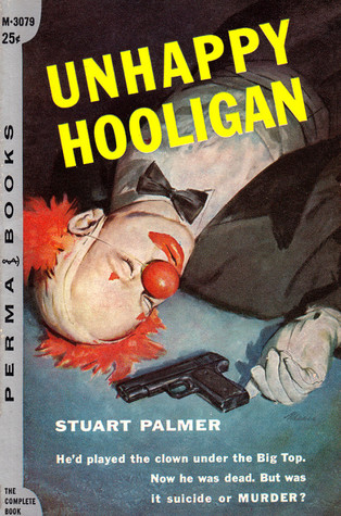 Read Books Unhappy Hooligan Online