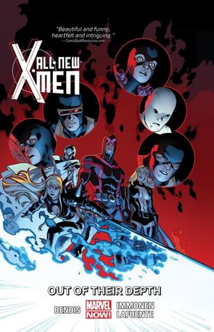 Read Books All-New X-Men, Volume 3: Out of Their Depth Online