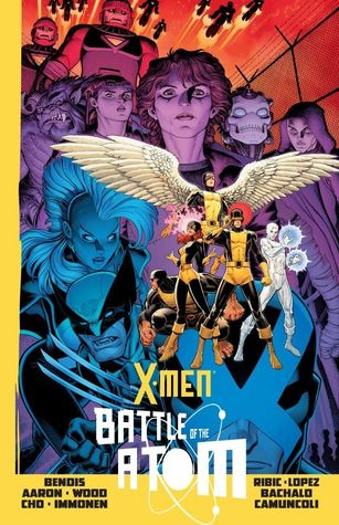 Read Books X-Men: Battle of the Atom Online