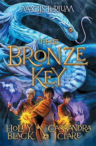 Read Books The Bronze Key (Magisterium,  #3) Online