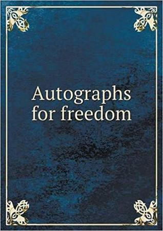 Read Books Autographs for Freedom Online