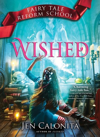 Read Books Wished (Fairy Tale Reform School #5) Online
