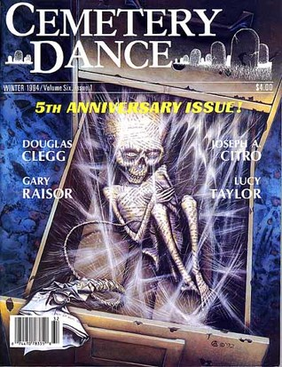 Read Books Cemetery Dance: Issue 19 Online