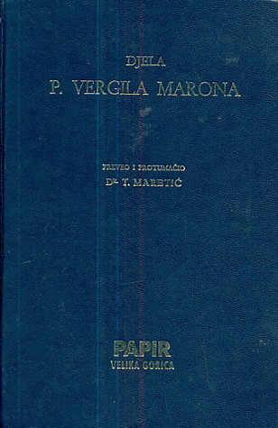 Read Books Djela P. Vergila Marona Online