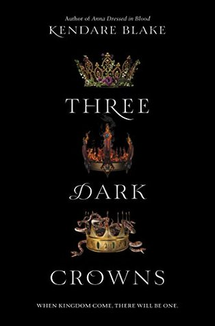 Read Books Three Dark Crowns (Three Dark Crowns, #1) Online
