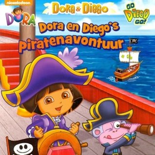 Read Books Dora en Diego's piratenavontuur Online