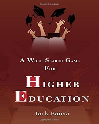 A Word Search Game for Higher Education by Jack Baiesi