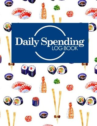 Daily Spending Log Book Business Expenses Record Book, Expense