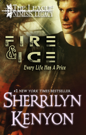 Read Books Fire and Ice (The League: Nemesis Rising #3.5, The League: Nemesis Legacy #1) Online