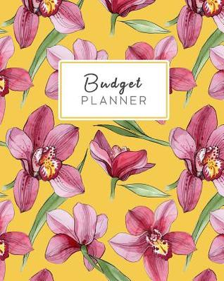 Budget Planner Daily, Monthly  Yearly Budgeting Calendar Organizer