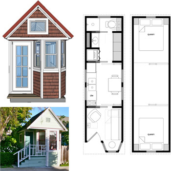 Tiny House Living Ideas for Building \ Living Well in Less than - tiny home ideas