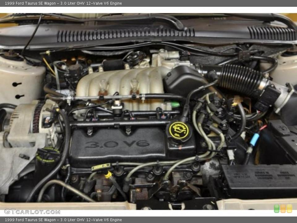 ford taurus 3 0 engine diagram similiar ford dohc firing order