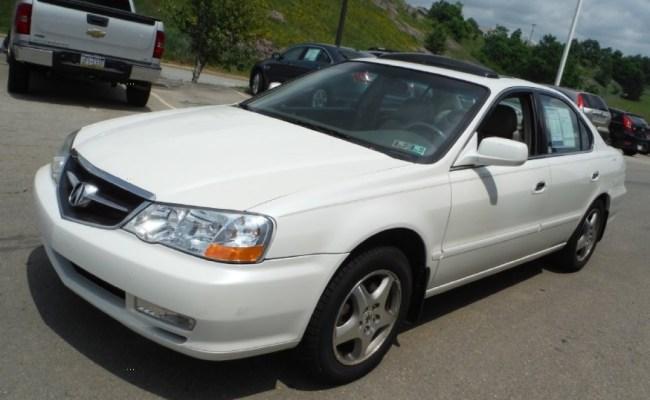 2002-2003_Acura_3.2TL Acura Tl 3.2 2003