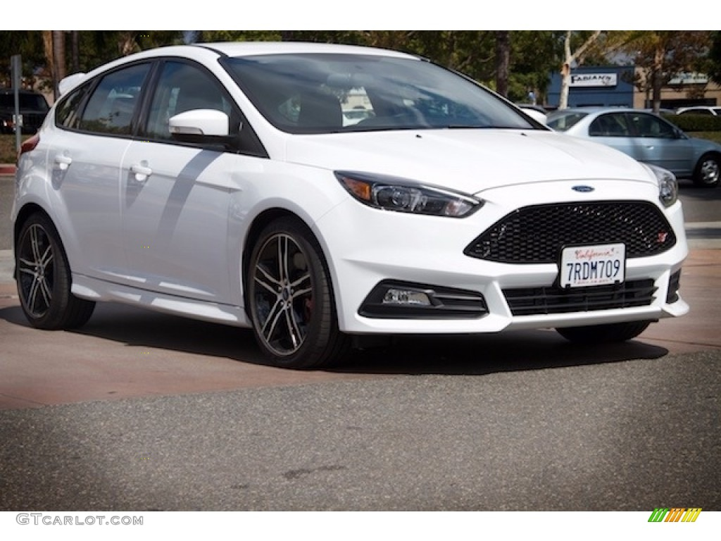 Ford Focus St White 2016 Oxford White Ford Focus St 115698394 Photo 19