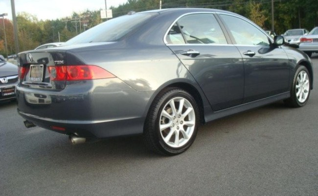 39204190 2007 Acura Tsx Specs