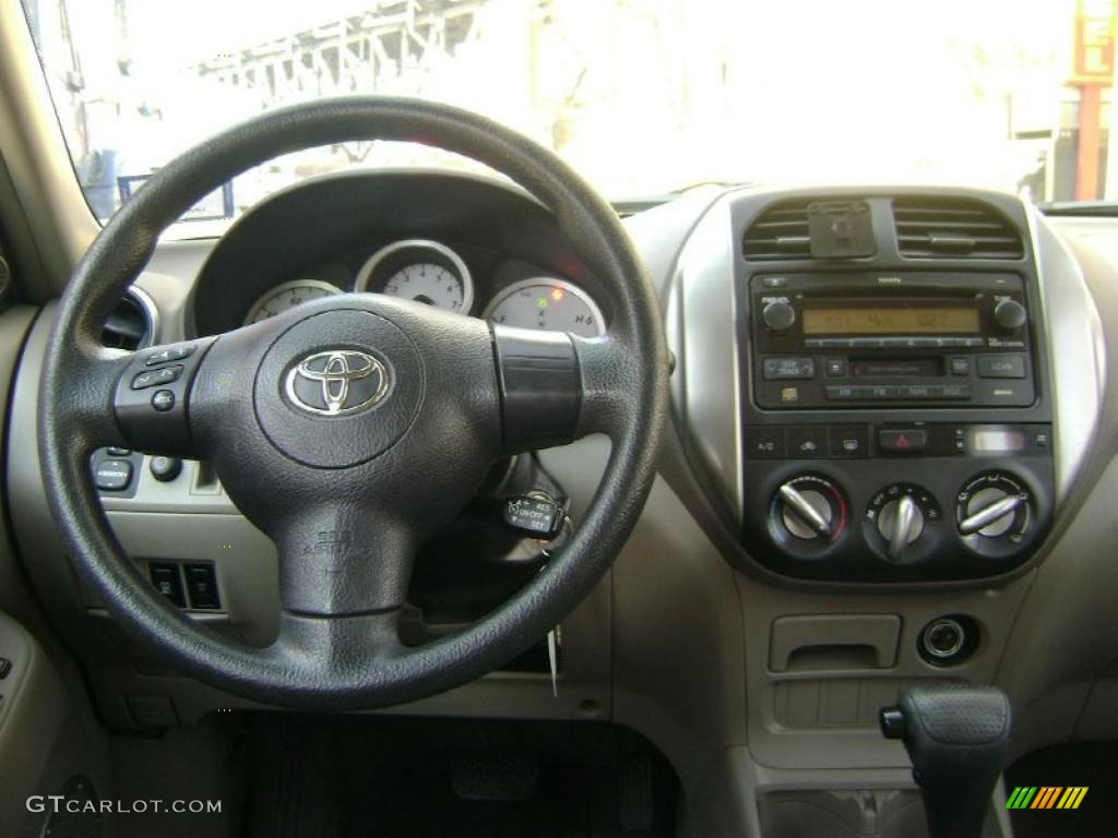 Interieur Toyota Rav4 2004 2004 Savannah Beige Metallic Toyota Rav4 41404144 Photo