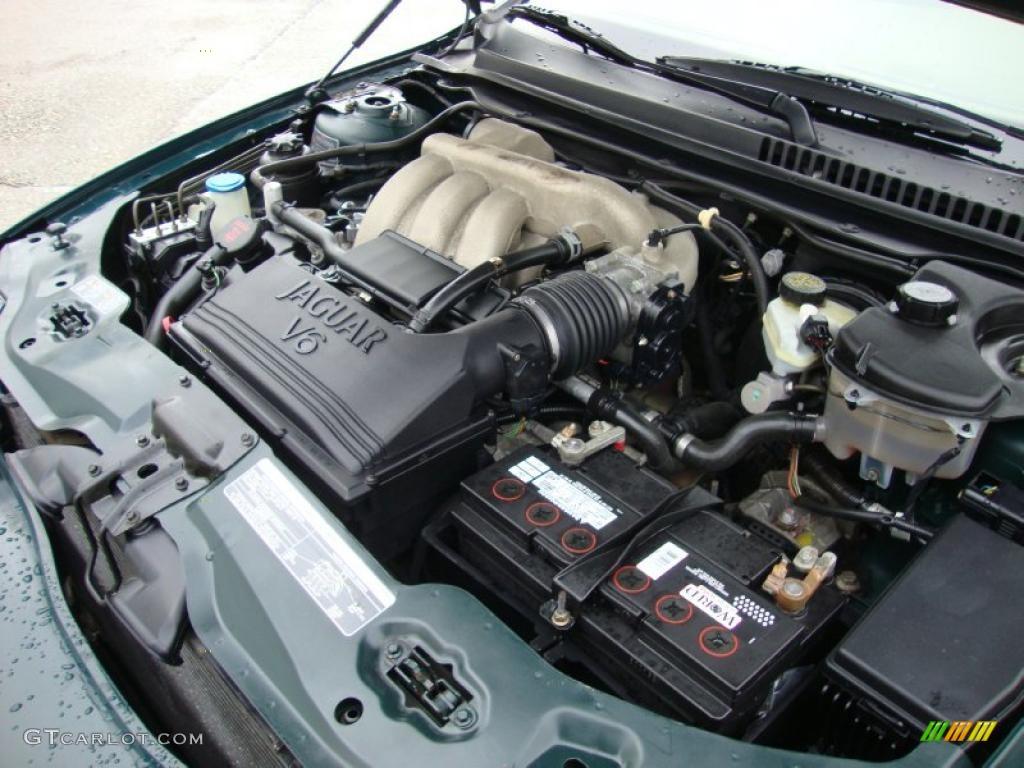 2003 jaguar x type engine diagram
