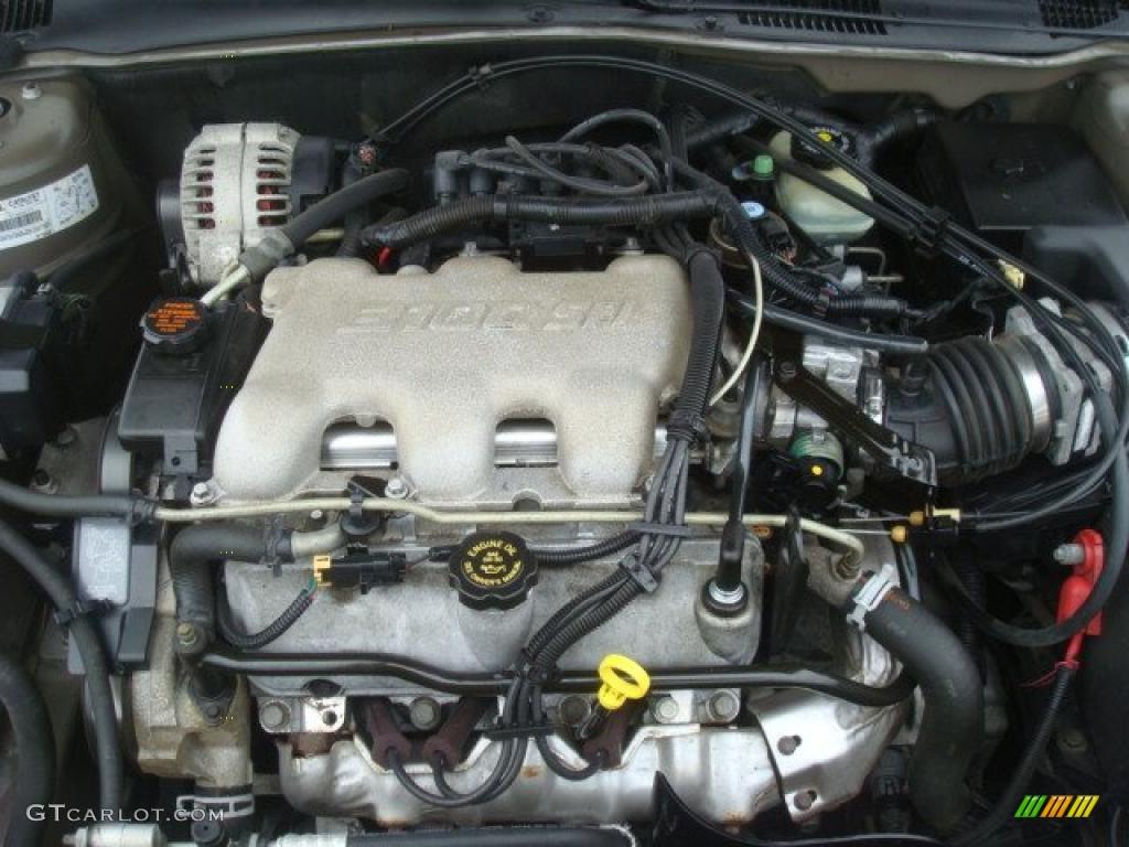 2001 pontiac grand am gt engine diagram