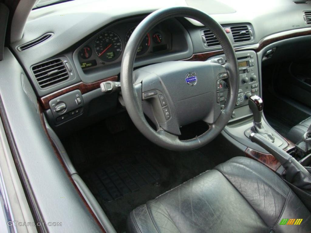 Volvo S80 Interieur Graphite Interior 2003 Volvo S80 T6 Photo #45297189