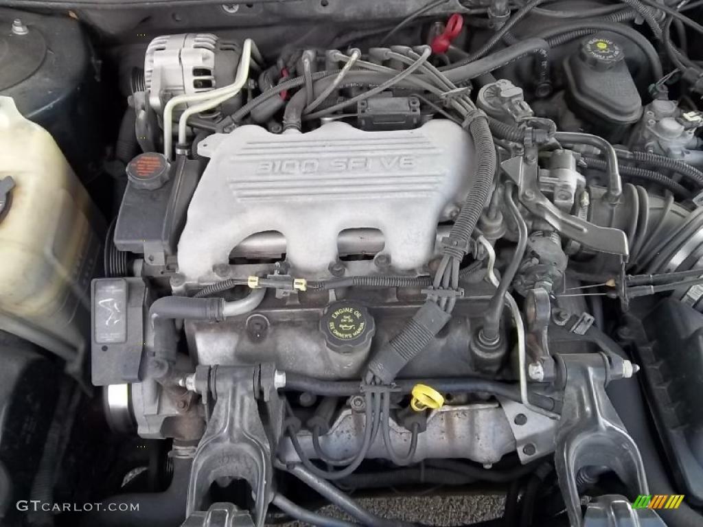 1995 pontiac grand prix engine diagram