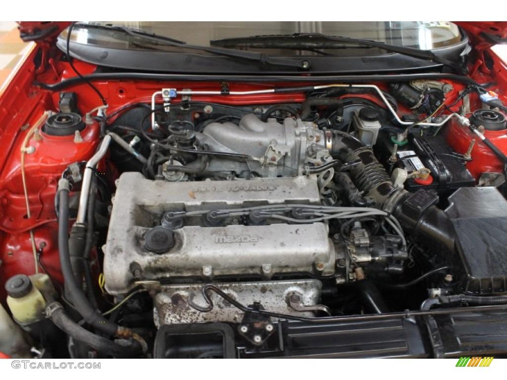 1993 mazda mx3 engine diagram