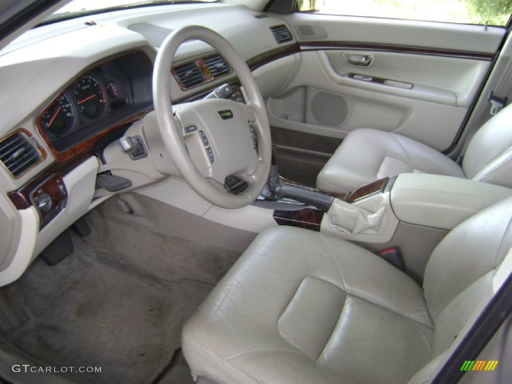 Volvo S80 Interieur Light Sand Interior 2001 Volvo S80 2.9 Photo #54069042