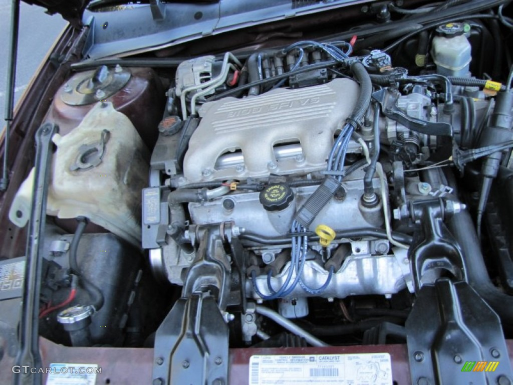 1992 chevy lumina engine diagram