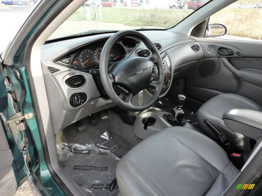 2000 Ford Focus Zts Images Of Home Design Se Sedan Medium Graphite Interior Photo 57301452