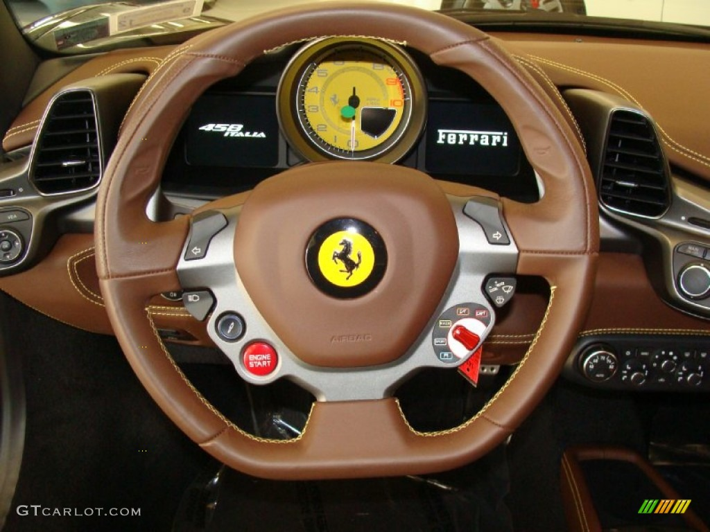 Car Steerying Wallpaper Ferrari 458 Steering Wheel