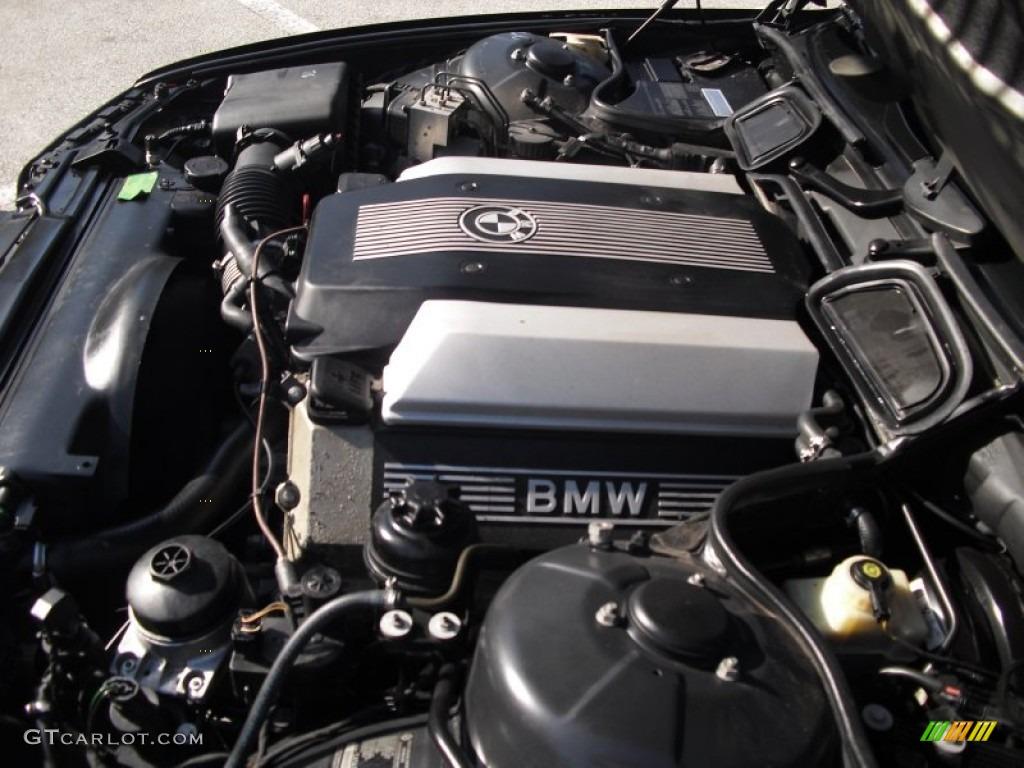 1998 bmw 740il engine diagram