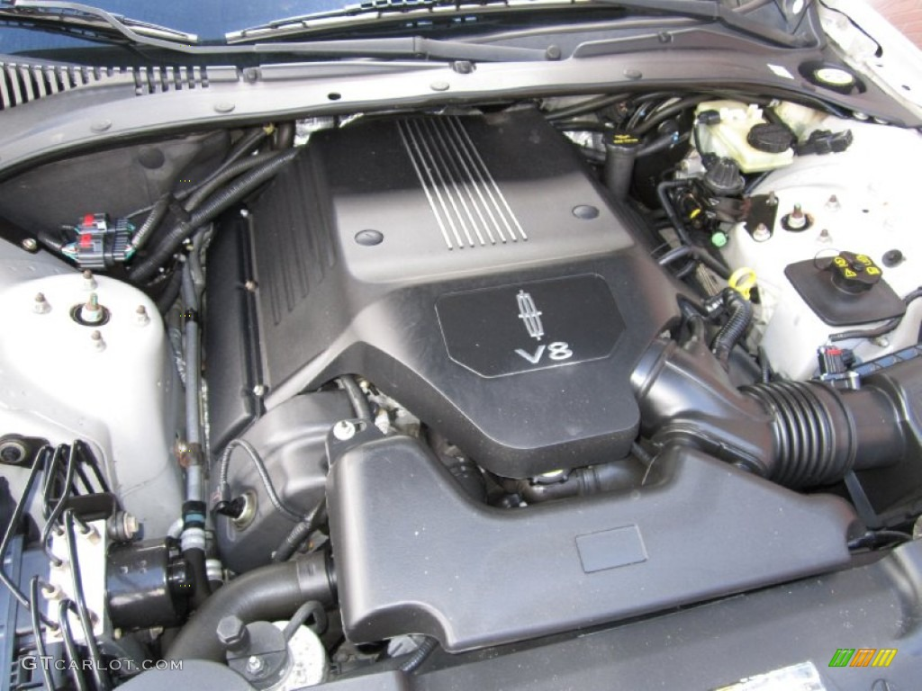 2004 lincoln ls engine diagram