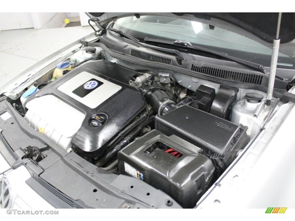 2003 Volkswagen Jetta Glx Sedan 2 8 Liter Vr6 Dohc 24 Auto Vw Gli Wiring Diagram