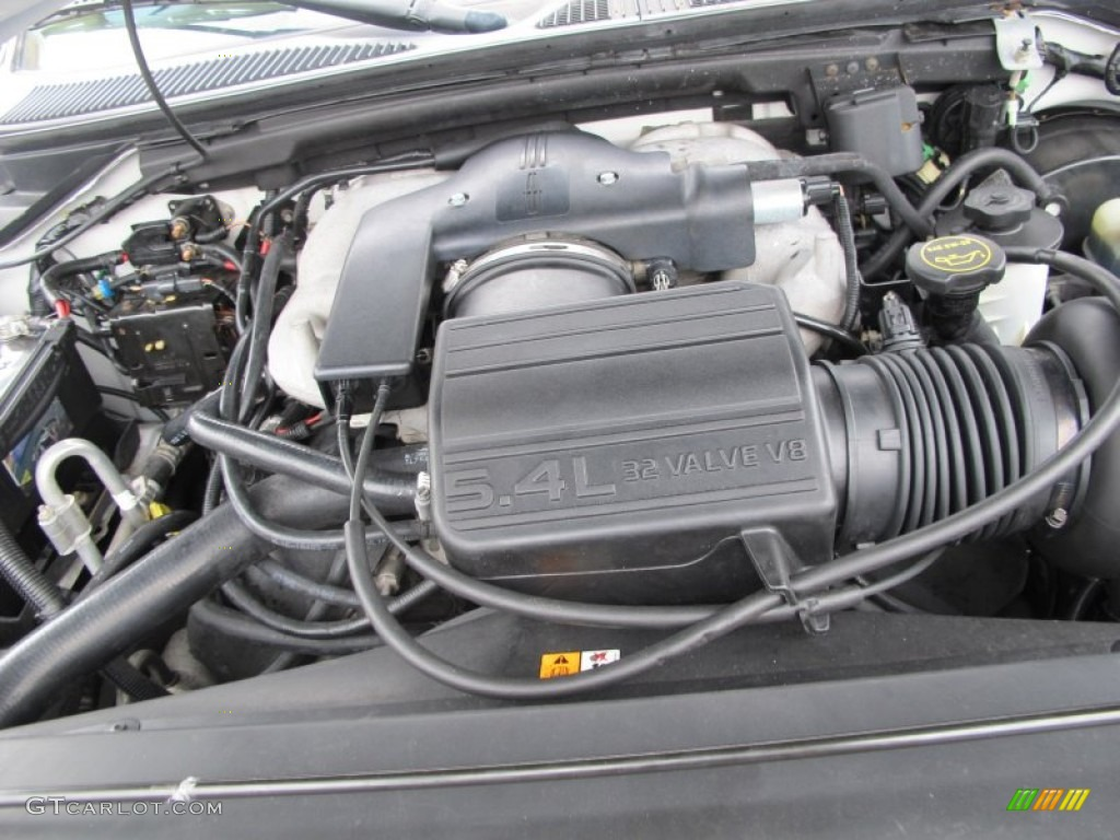 1999 lincoln navigator engine diagram