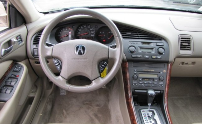 Acura-TL-2005-Photo-03 2005 Acura Tl Engine