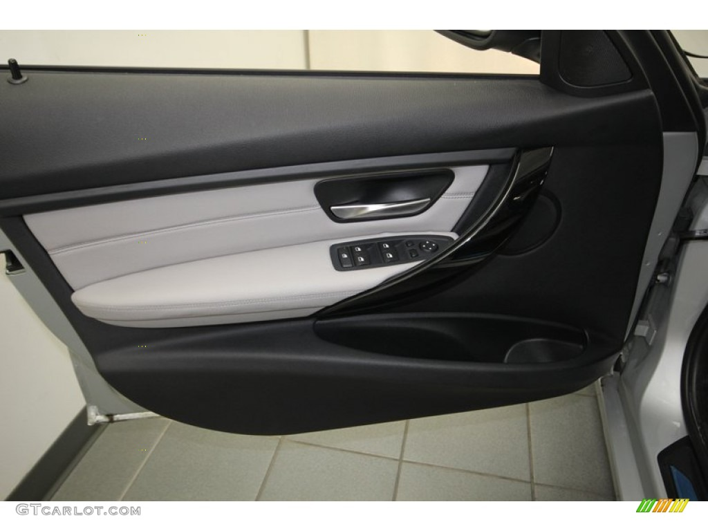 Doors Everest 2012 Bmw 3 Series 328i Sedan Everest Grey Black Highlight