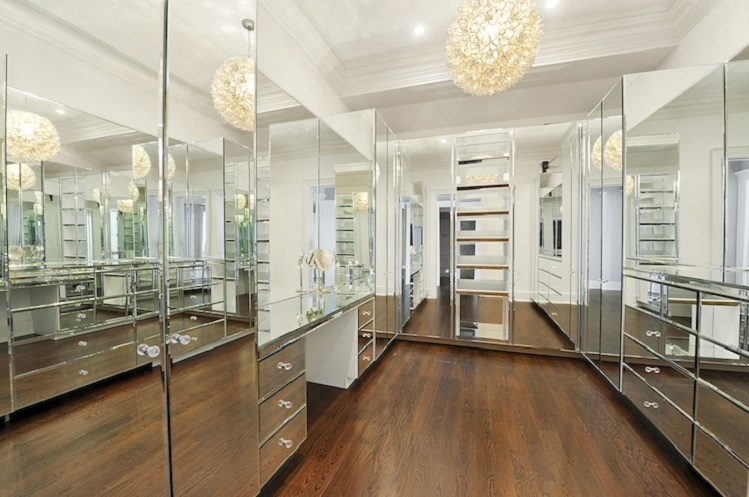 These Fancy Walk-In Closets Will Make You Feel Like You'Ve Won The