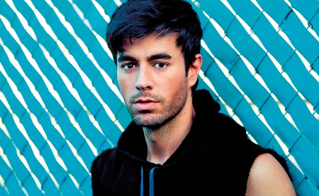 Enrique Iglesias In Dubai New Album In The Works