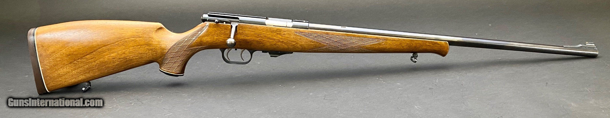 Weihrauch Möbel Weihrauch Model Hw60j 22 Hornet Sporting Rifle Double Set ...