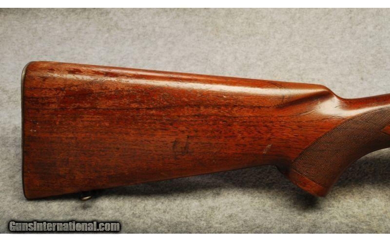 Winchester 70 220 Swift