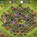 Clash Of Clans Level Farming Base