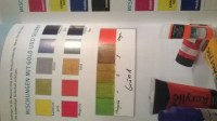 Aus welchen farben kann man braun mischen? (Farbe)