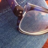 Kaputte Brillen Fassung-kann man sie wieder einschmelzen ...