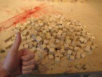 kleine Holzwrfel kaufen (basteln, Holz, Wrfel)