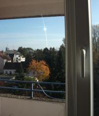 Pltzlicher Riss in der Fensterscheibe - was mach ich ...