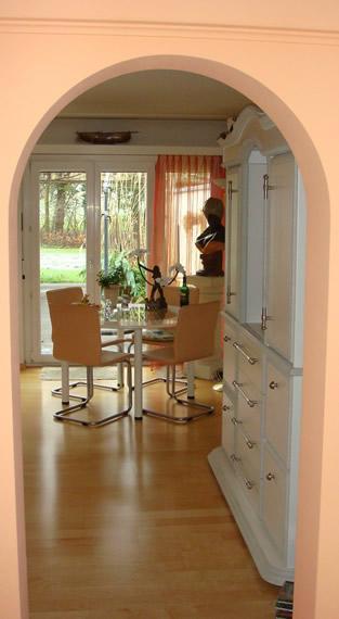 Altes Wohnzimmer  T252;re Einbauen In T252;rbogen Wohnung T252;r