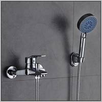 Wasserhahn mit Dusche reparieren? (Handwerk, Handwerker)