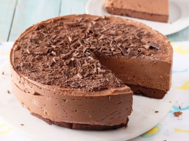 Cocoa Butter Chocolate Mousse Cake Recipe By Zakira Moosa