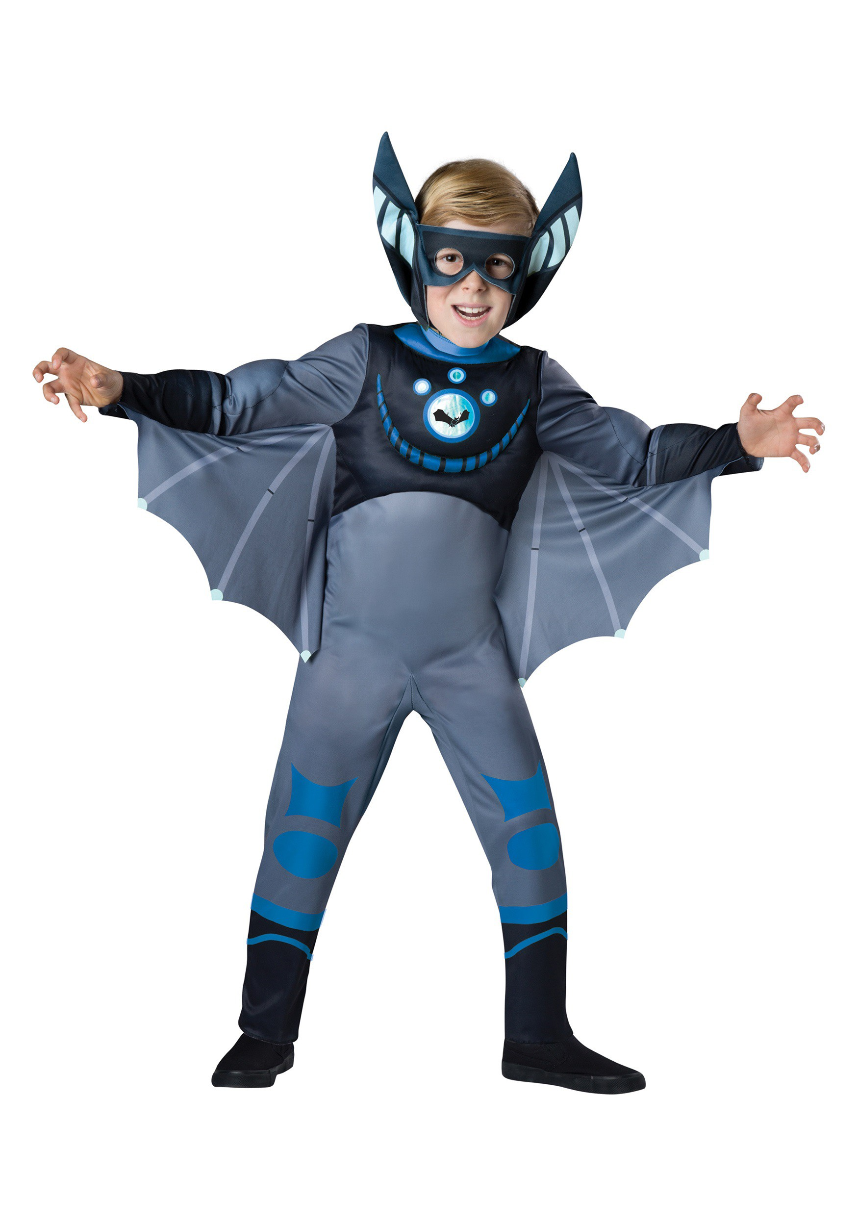 Halloween Kostüme Kinder Toys R Us Wild Kratts Blue Bat Costume